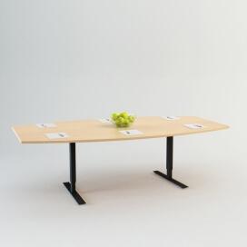 agenda-konferensbord-med-t-stativ-svart
