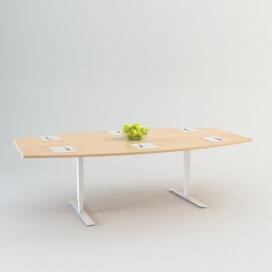 agenda-konferensbord-med-t-stativ-vit